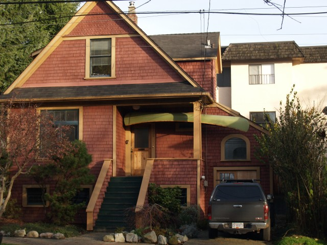 Old house in Kits