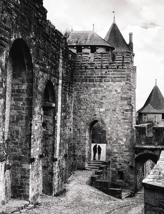 in Carcassonne